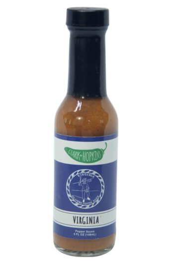 Clark & Hopkins Virginia Jalapeno Pepper Sauce 148ml