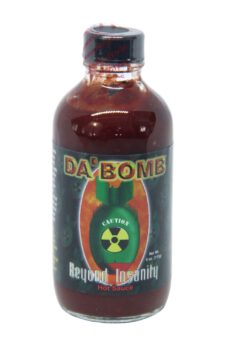 Da' Bomb Beyond Insanity Hot Sauce 113g