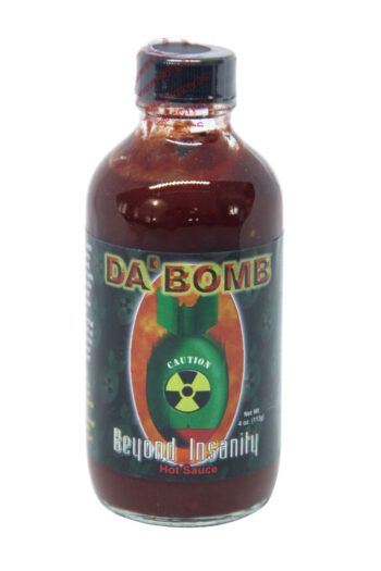 Da' Bomb Beyond Insanity Hot Sauce 113g