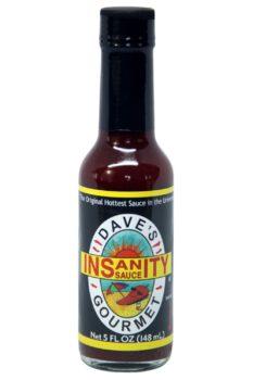 Dave's Gourmet Original Insanity Hot Sauce 142g