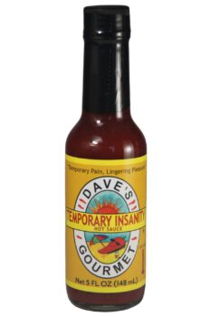 Dave's Gourmet Temporary Insanity Hot Sauce 142g