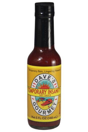 Dave's Gourmet Temporary Insanity Hot Sauce 142g