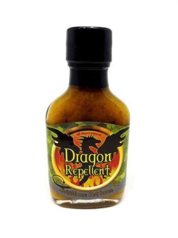 Dragon Repellent Knightmare Hot Sauce 99g