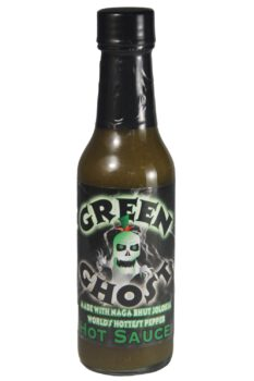 Green Ghost Hot Sauce 148ml