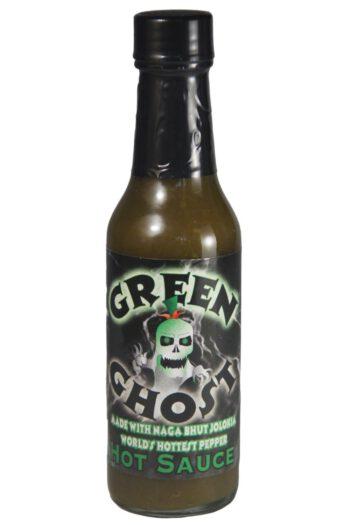Green Ghost Hot Sauce 148ml