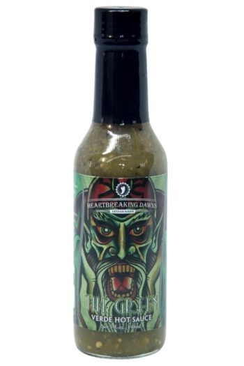 Heartbreaking Dawn's The Green Verde Hot Sauce 148ml