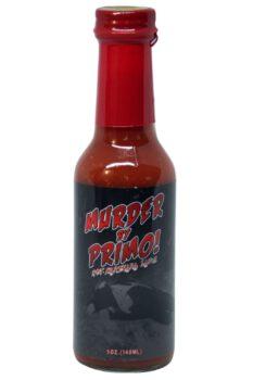 Jersey Barnfire Murder by Primo Hot Marinara Sauce 148ml