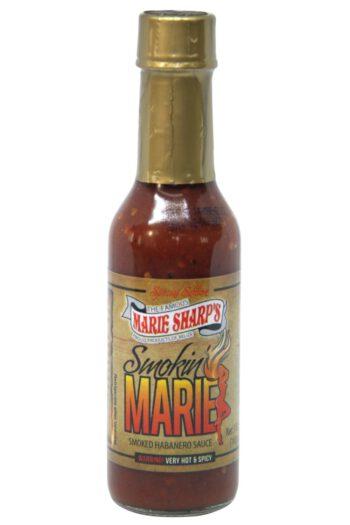 Marie Sharp's Smokin' Marie Hot Sauce 148ml