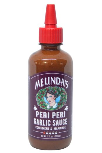 Melinda's Peri Peri Garlic Sauce 355ml
