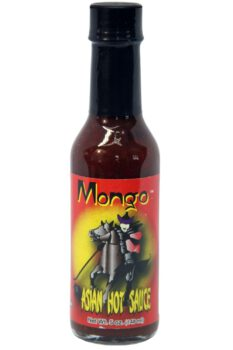 Mongo Asian Hot Sauce 148ml