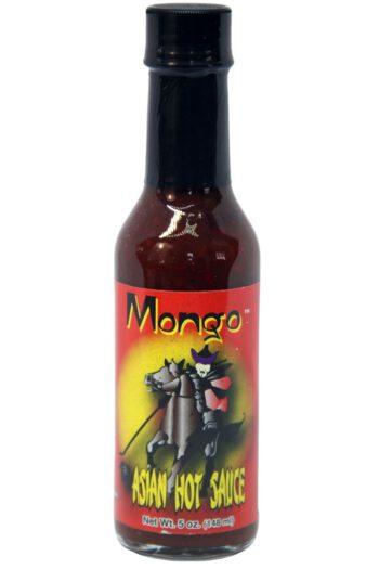 Mongo Asian Hot Sauce 148ml