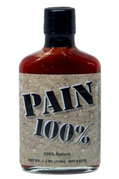 PAIN 100% Hot Sauce 210g