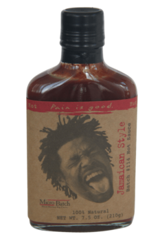 PAIN 85% Hot Sauce 210g