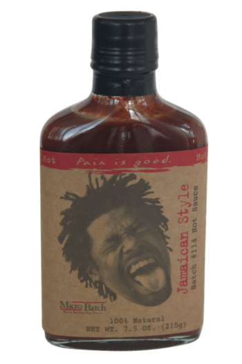 Pain Is Good Batch #114 Jamaican Style Hot Sauce 210g