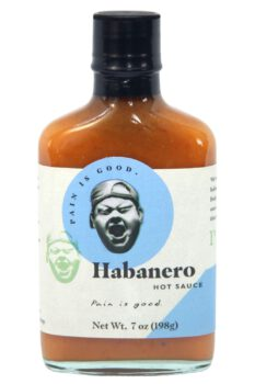 Pain Is Good Habanero Pepper Sauce 198g