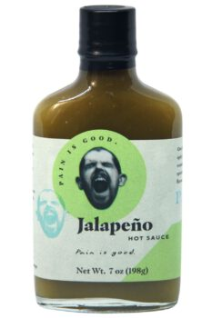 Pain Is Good Jalapeno Pepper Sauce 198g