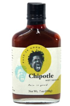 Pain is Good Chipotle Pepper Hot Sauce 198g