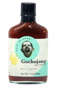 Pain is Good Harissa Hot Sauce 198g