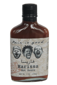 Pain is Good Harissa Hot Sauce 198g