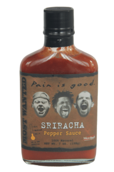 Pain is Good Sriracha Pepper Sauce 198g