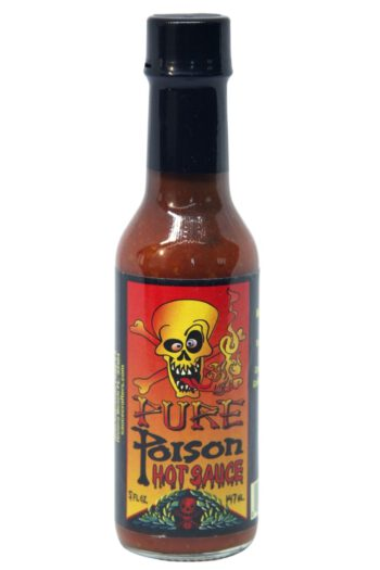 Pure Poison Hot Sauce 147ml