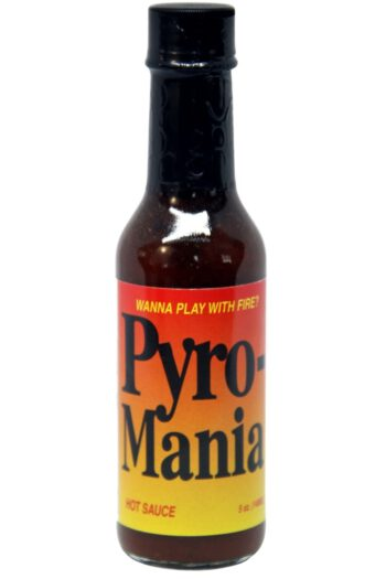 Pyro-Mania Hot Sauce 148ml