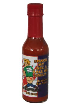 Sgt. Pepper's Ancho Mama's Hot Sauce That's Not! 147ml