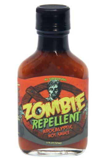 Zombie Repellent Apocalyptic Hot Sauce 106g
