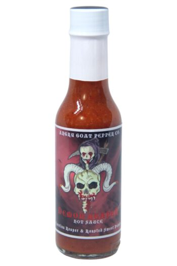 Angry Goat Demon Reaper Hot Sauce 148ml