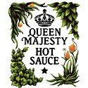 Queen Majesty Blue Point Toasted Lager Hot Sauce 147ml