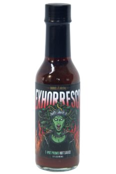 Burns & McCoy Exhorresco 7-Pot Primo Hot Sauce 148ml