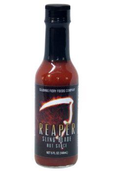 CaJohn's Reaper Sling Blade Hot Sauce 148ml