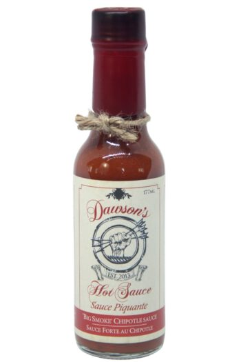 Dawson's Big Smoke Chipotle Hot Sauce 177ml
