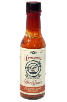 Dawson's Original Hot Sauce 155ml