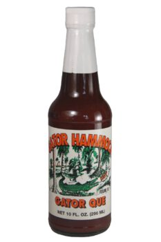 Gator Hammock Gator Que BBQ Sauce 296ml