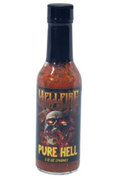 Hellfire Pure Hell Hot Sauce 148ml