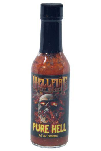 Hellfire Pure Hell Hot Sauce 148ml