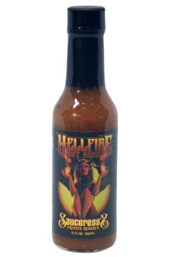 Hellfire Sauceress's Private Reserve Hot Sauce 148ml