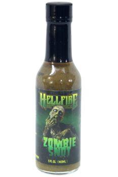 Hellfire Zombie Snot Hot Sauce 148ml