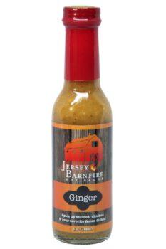 Jersey Barnfire Ginger Hot Sauce 148ml