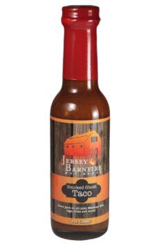Jersey Barnfire Smoked Ghost Taco Sauce 148ml
