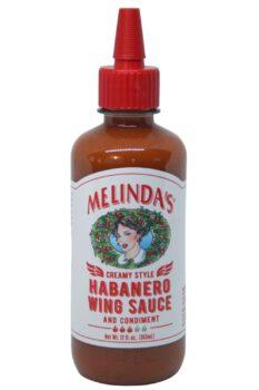 Melinda's Creamy Style Sriracha Wing Sauce 355ml