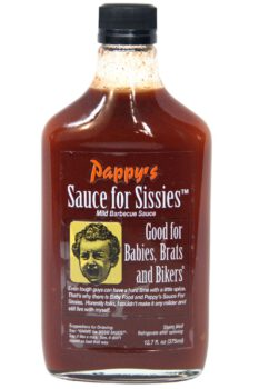 Pappy's Sauce For Sissies Mild Barbeque Sauce 375ml