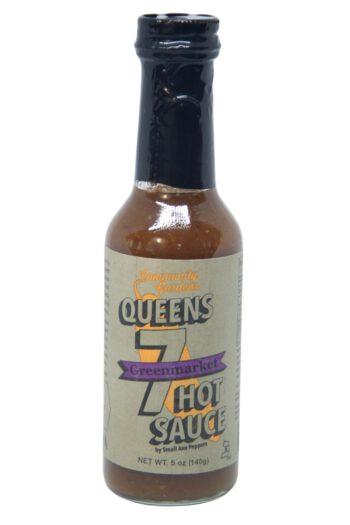 Small Axe Peppers Queens 7 Greenmarket Hot Sauce 140g