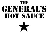 The General's Danger Close Hot Sauce 180ml