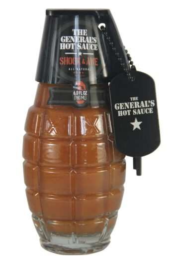 The General's Shock & Awe Hot Sauce 180ml