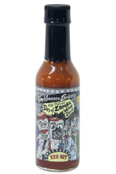 Torchbearer Son of Zombie Wing Sauce 148ml
