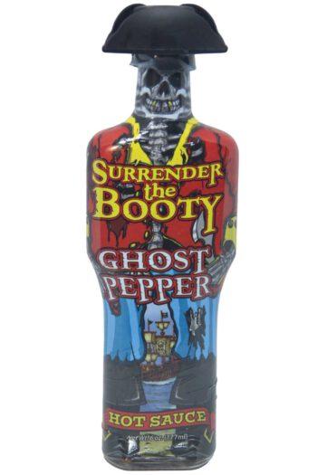Whoop Ass Ghost Pepper Hot Sauce 165ml