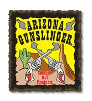 Arizona Gunslinger Bold & Spicy Steak Sauce 283g