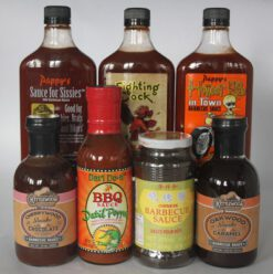 BBQ & Steak Sauces